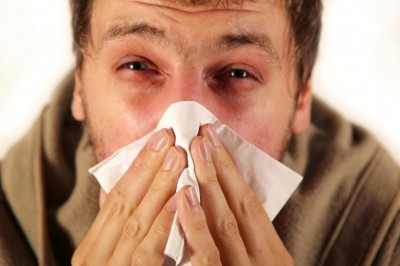 In what way do allergies onset in your body?