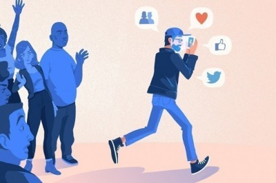 Social media: Is it harming your social life?