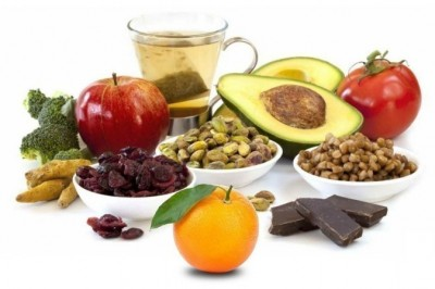 Diet rich in Flavonoids may protect from cancer and heart disease