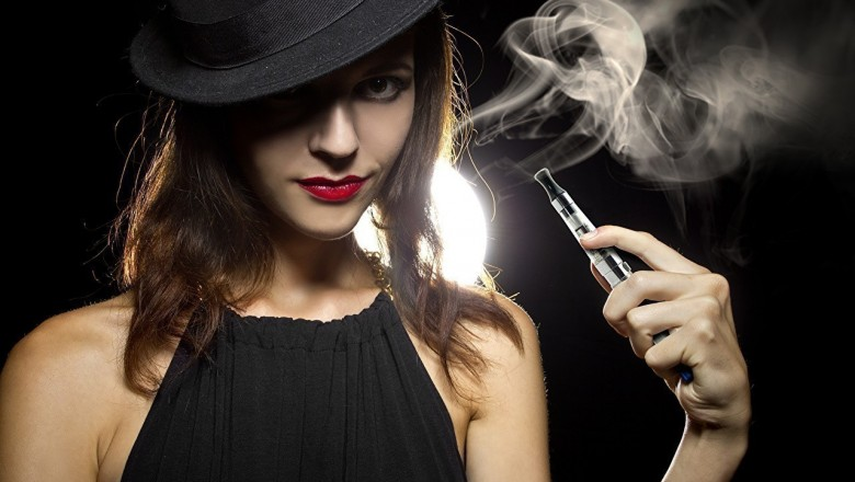 E-cigarette, even without nicotine is injurious for lung health